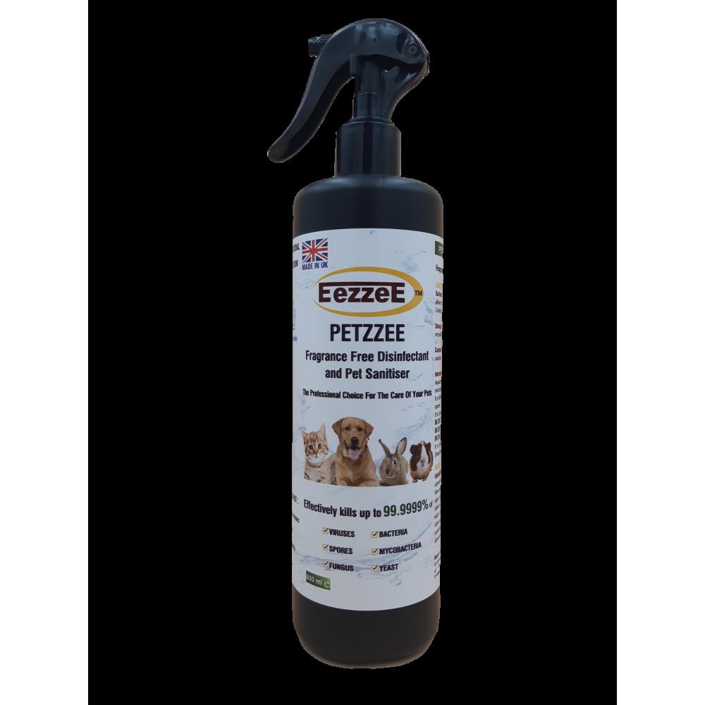 Санітайзер для домашніх тварин Petzzee 500 мл